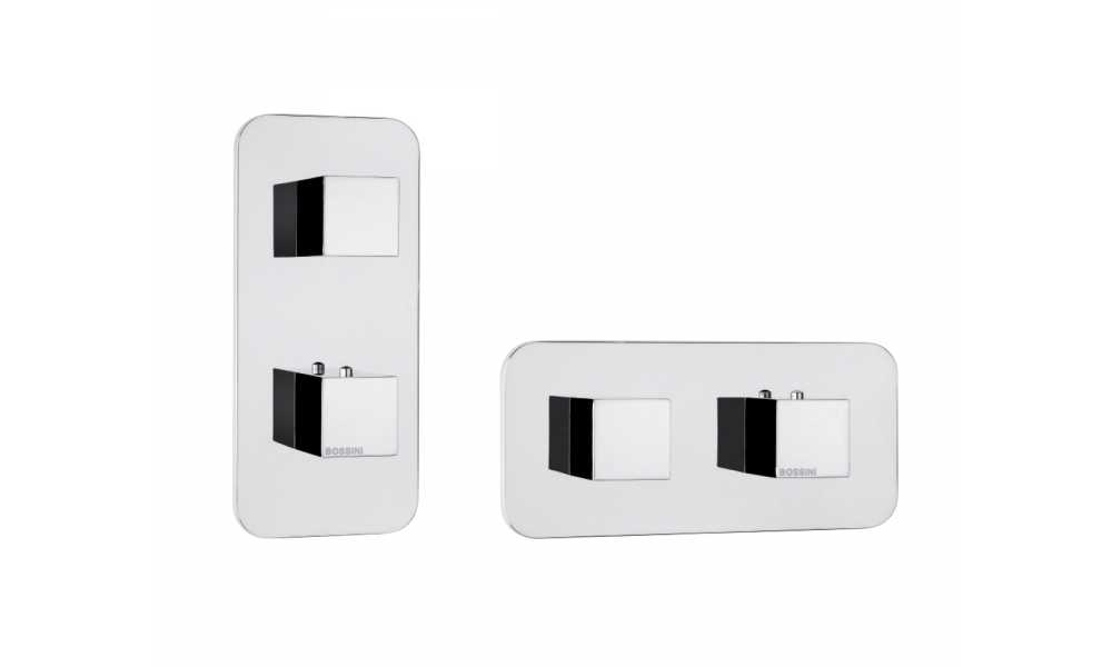 Cube 2 Outlets (with Diverter) HP