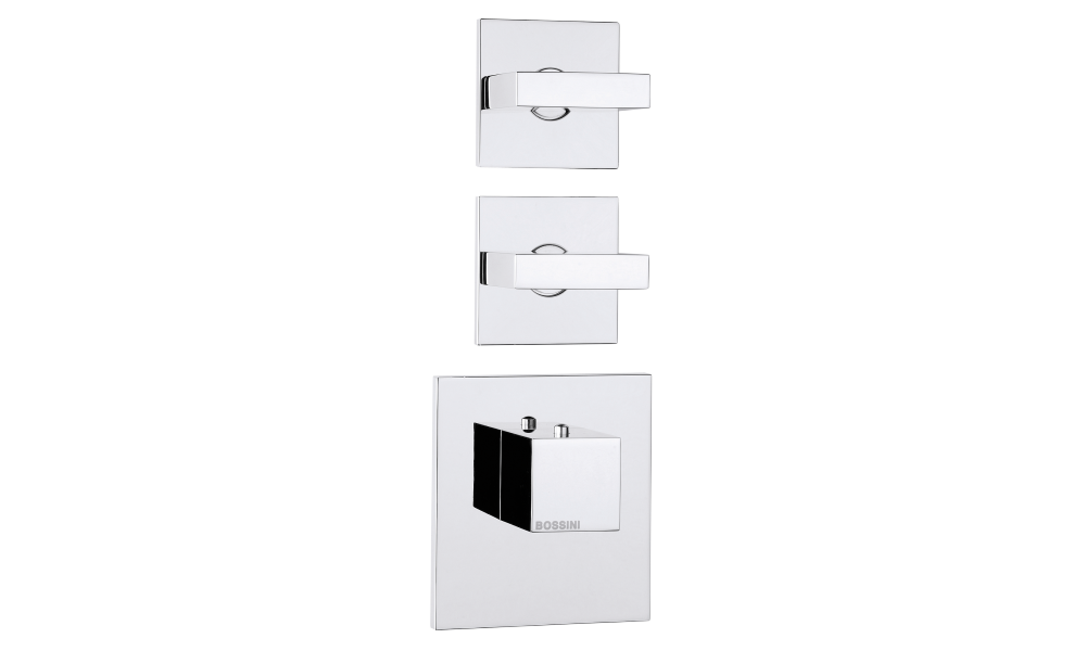 Rectangular 4 Outlets HP