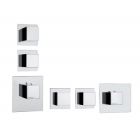 Z032203 + Z030203 000  Cube 3 Outles (with diverter) HP